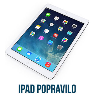 iPad popravilo